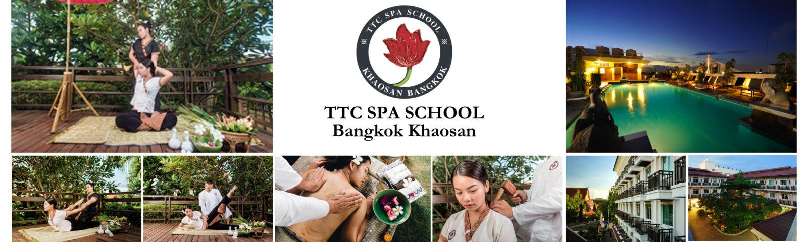 TTC Spa School in Bangkok Khaosan